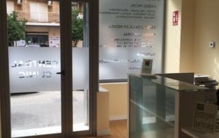 Central Clinic Sevilla :: Contacto :: Recepción