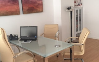 Central Clinic Sevilla :: Contacto :: Consultorio 1