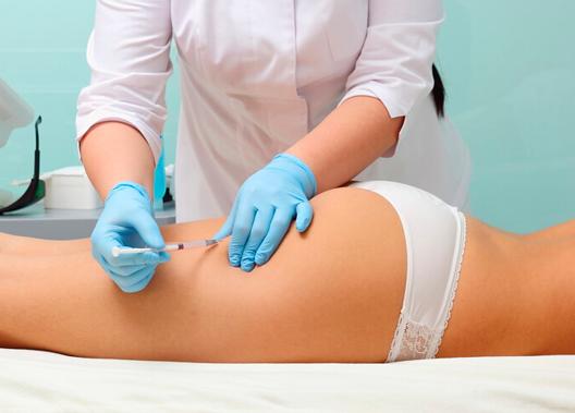Mesoterapia Corporal Infiltrada :: Medicina Estética :: Central Clinic