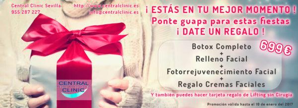 Oferta Navidad Central Clinic